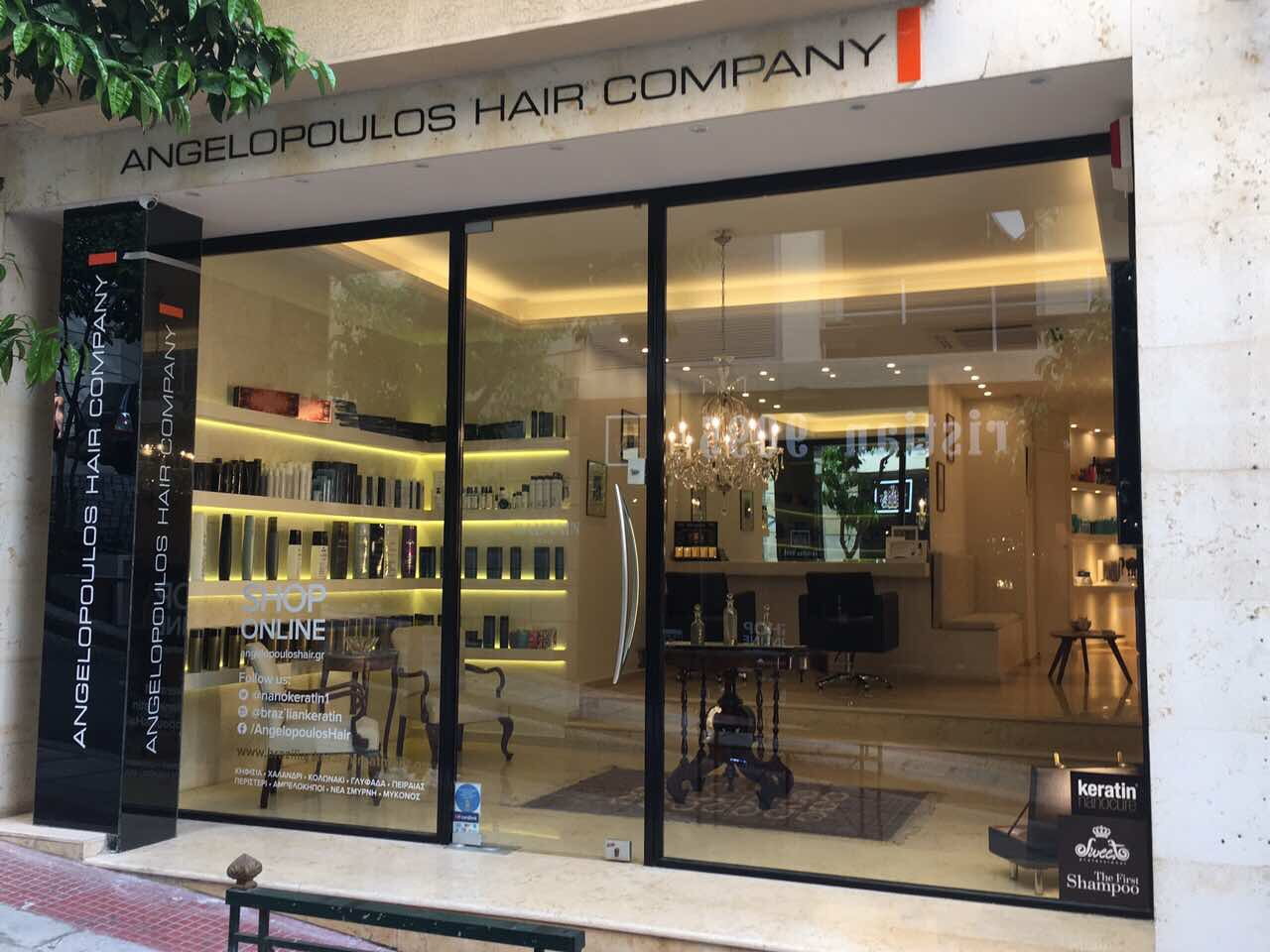 Angelopoulos Hair Company: Ποιότητα, glamour & prestige